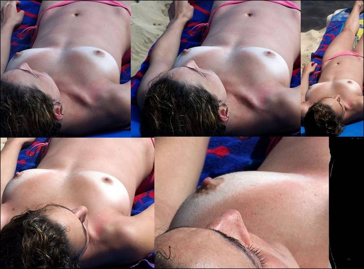 скрытая камера на нудистском пляже