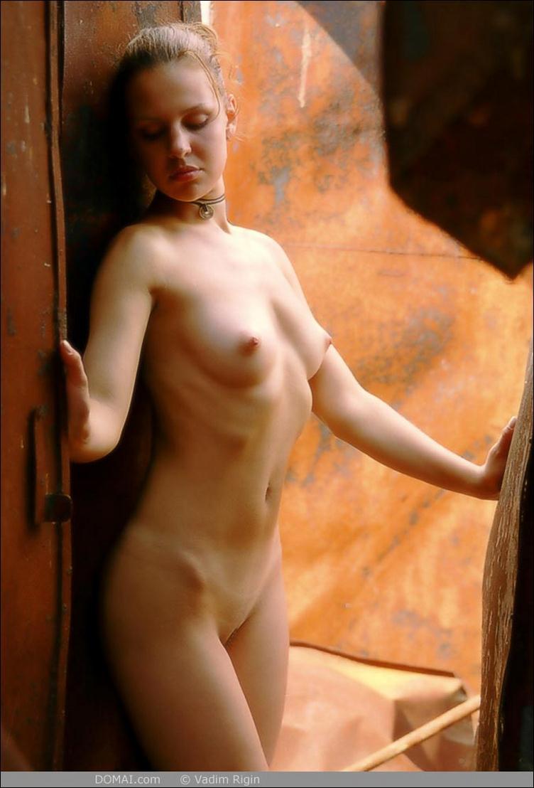 молодая грудь