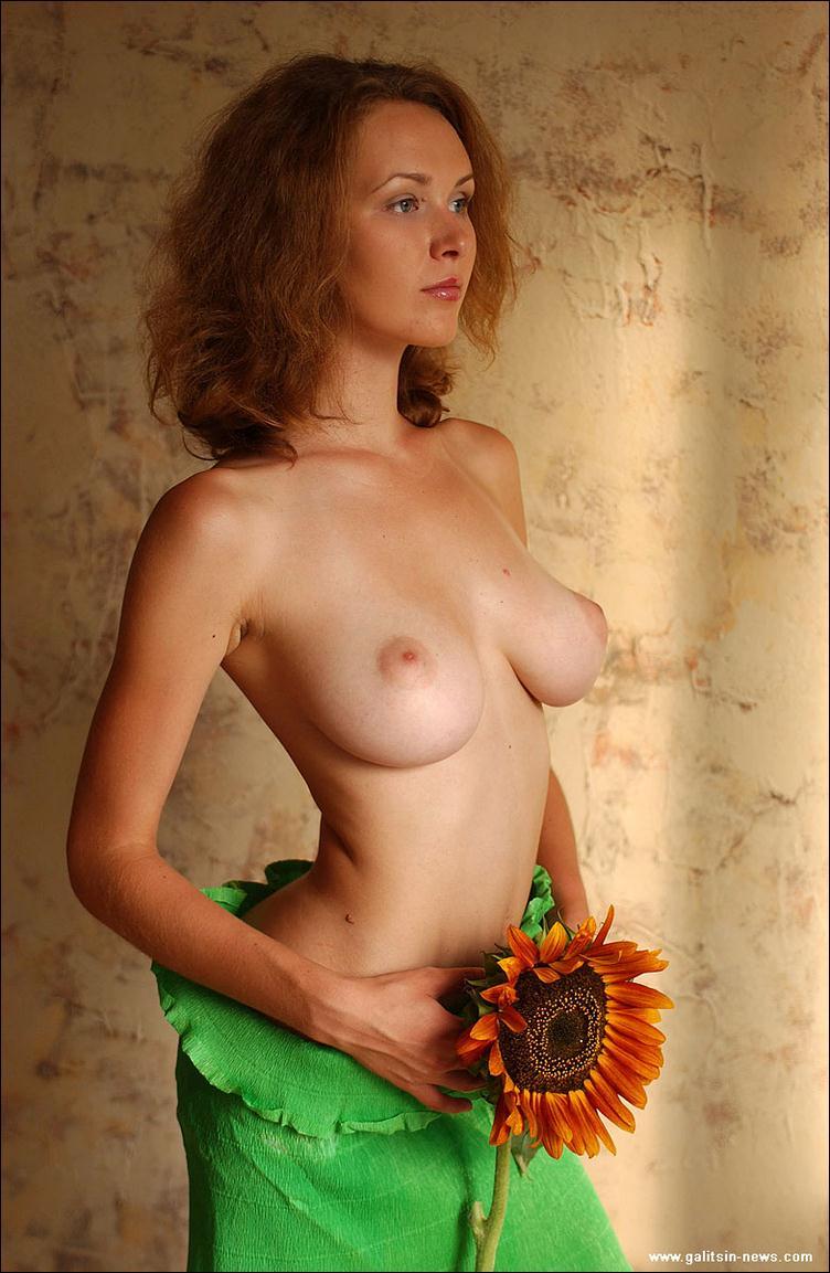 круглая грудь